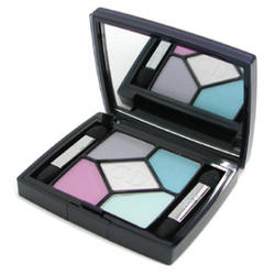Тени для век Christian Dior -  5-Colour Eyeshadow №250 Seascap